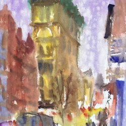 daniel-fisher-aquarelles-new-york001
