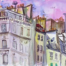 daniel-fisher-aquarelles-paris010
