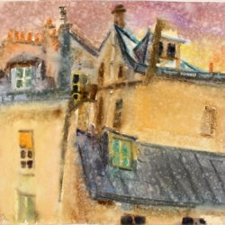 daniel-fisher-aquarelles-paris011