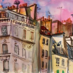 daniel-fisher-aquarelles-paris022